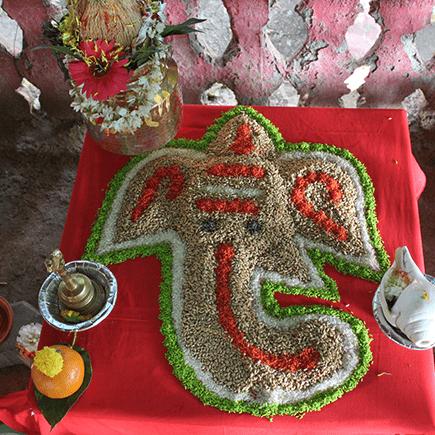 Kalsarp Ganesh