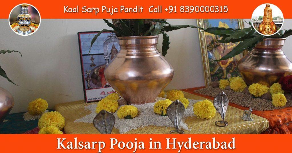 Kalsarp Pooja in Hyderabad